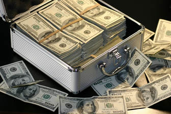 Cash Box saved Money